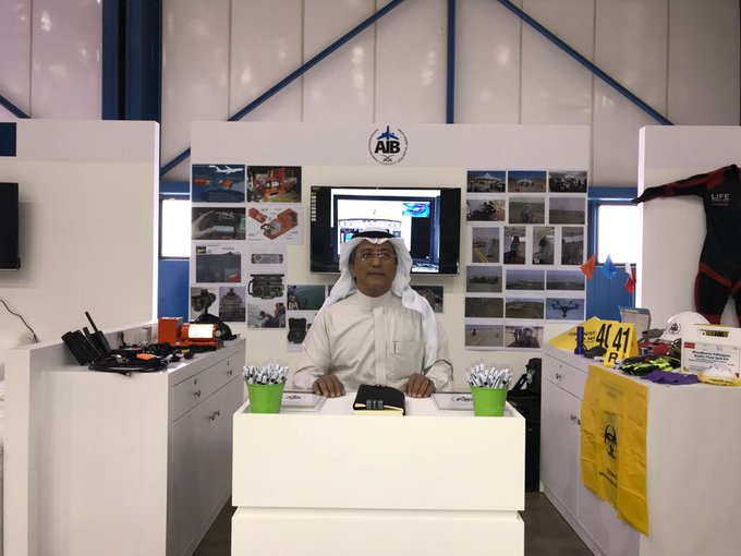Discover-Aviation-Event with Aramco
